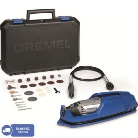 Dremel 3000-1/25 25 Aksesuarlı El Motoru