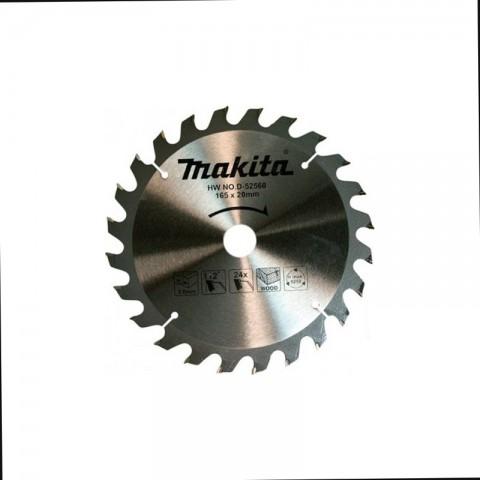 Makita D-52560 165mm 24 Diş Elmas Daire Testere